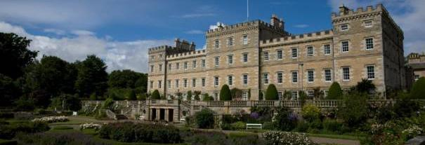 Image showing Mellerstain House & Gardens