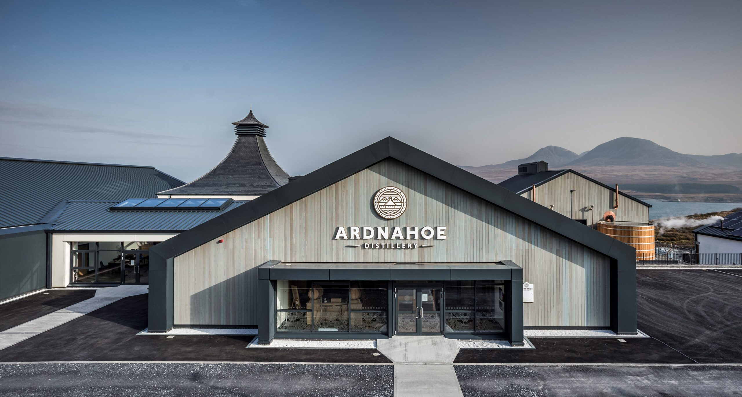 Image showing Ardnahoe Distillery